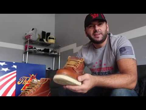 THOROGOOD BOOTS 814-4200 review MADE IN USA 🇺🇸