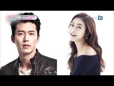 SBS-IN   Hyunbin & Kang So Ra Break Up