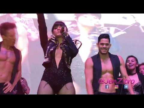 Maite Perroni - Marcha LGBTTTI  CdMx (Tour Love, Zócalo) HD