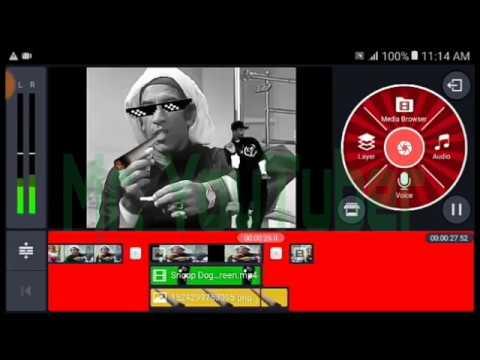 طريقة عمل فيديو thug life قصف جبهة باستخدام برنامج كين ماستر للأندرويد
