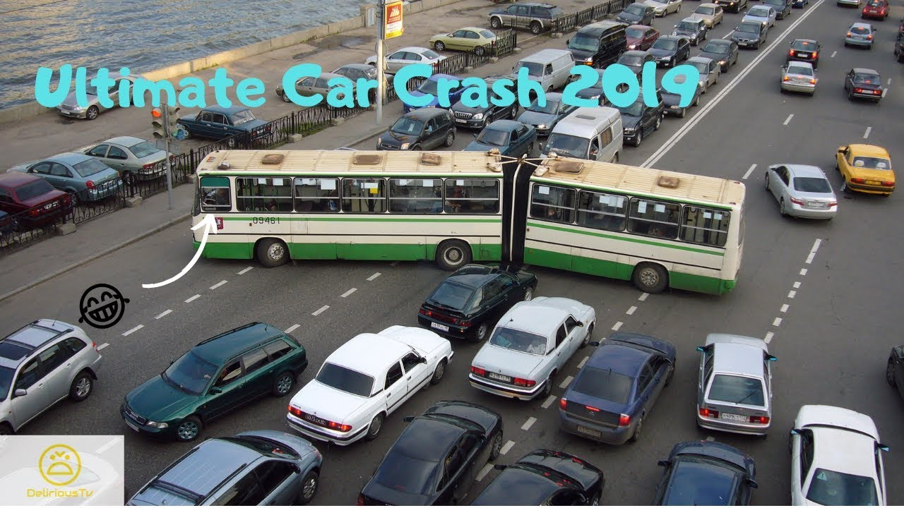Ultimate Car Crash Compilation 2019 April Edition 1 Youtube