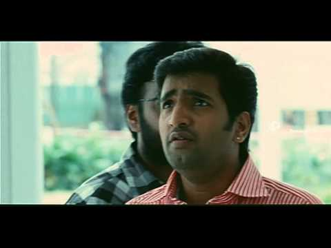 Mandhira Punnagai Tamil Movie | Scenes | Santhanam Talks About His Son's School Admission