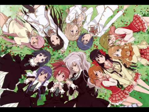 Strawberry Panic OST - 17 - Kyoukai