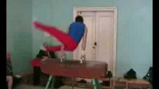 2 Взрослый разряд Б по Спортивной гимнастике (муж)