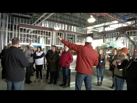 Helena School District hosts public tour of new Bryant, Central and Jim Darcy Schools