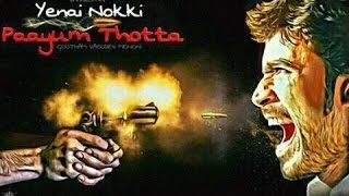 Yenai Nokki Paayum Thotaa First Look   Dhanush   Mega akash   Tamil Cinema News   Updates.