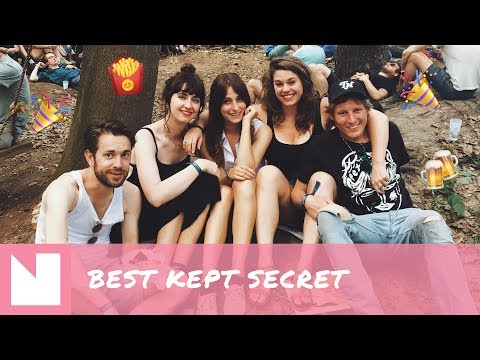 Vlog: Huilen en dansen op Best Kept Secret
