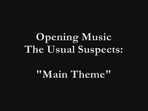 The Usual Suspects - Main Theme