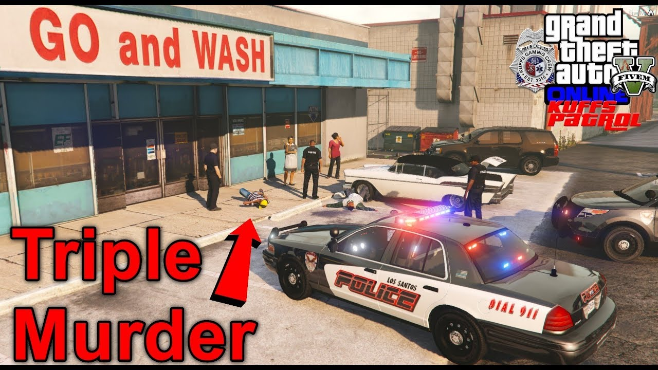 SHOT OVER DIRTY LAUNDRY - GTA 5 FiveM Roleplay KUFFS #289