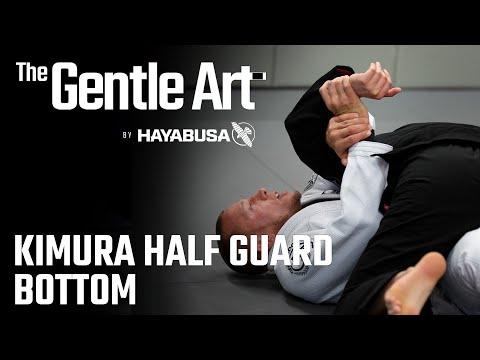 Georges St-Pierre | Technique Breakdown: Kimura Half Guard Bottom | The Gentle Art