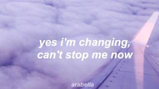 tame impala - yes i'm changing [lyrics]