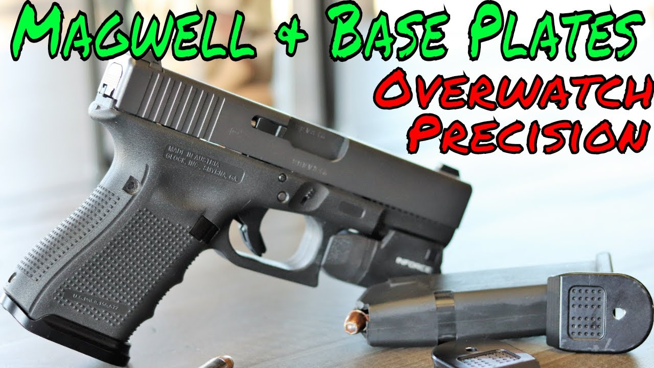 Overwatch Precision Magwell