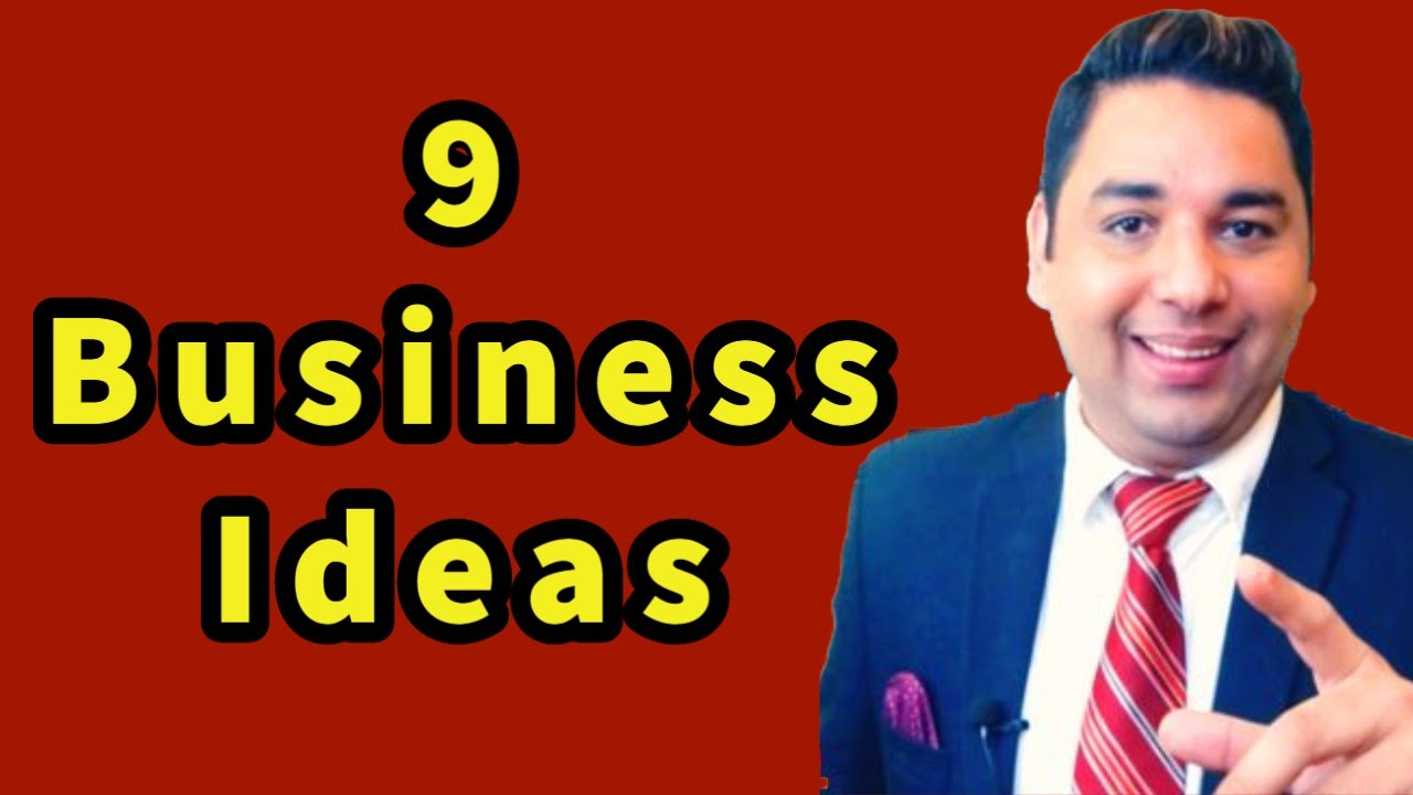TOP 9 small business ideas for 2020 in Hindi Urdu by Adnan ...