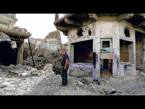 After IS group rule, war-torn Iraqi city of Mosul looks to future