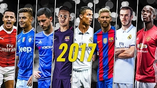 Best Football Skills Mix 2017 ● Ronaldo ● Messi ● Neymar ● Pogba ● Hazard ● Sanchez ● Dybala HD