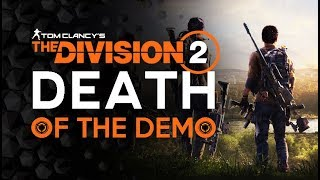 The Death of Game DEMOS - Division 2