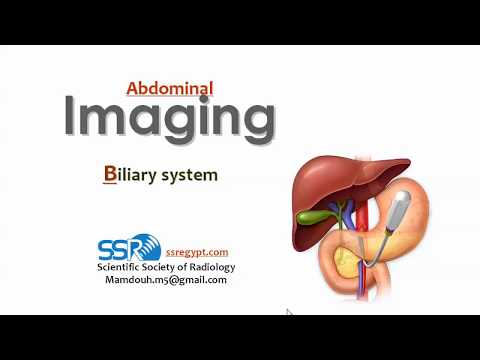 Imaging of Biliary System - Prof. Dr. Mamdouh Mahfouz(Cairo 2018)