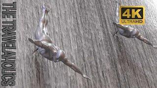 The Waterfall Dubai Mall youtube videos