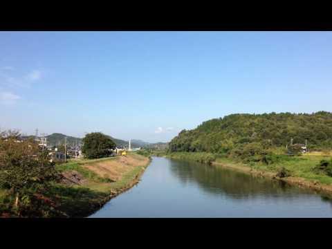 H26 山遠望 御嶽山噴火 岐阜県関市より撮影 20140927 PM03:15