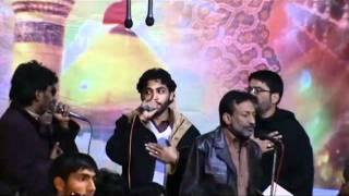 Hassan Sadiq noha part-1 (Shab Baidari 2012 Anjuman Masoomia Wah Cantt)