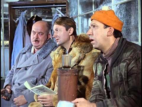 """Так ведь кражи не будет! Все уже украдено до нас! """"Операция Ы"""" 1965 г."""