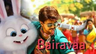 animation bairava official trailer illayathalapathy vijay