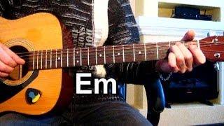 Смуглянка - Тональность ( Еm ) Песни под гитару(Подробный разбор на сайте http://samouchkanagitare.ru/?p=3234 Песня из х/ф
