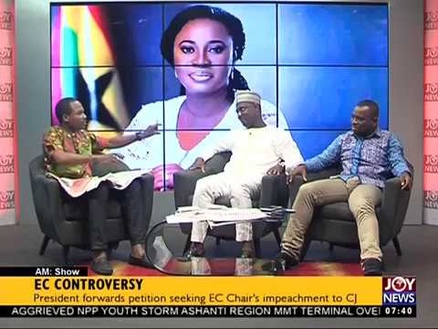 Chaos in Parliament - AM Talk on Joy News (28-7-17)