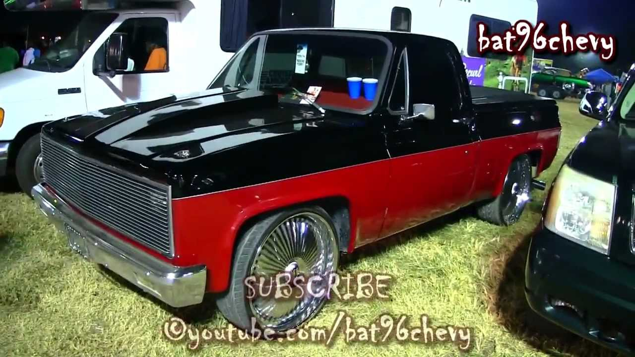 84 chevy truck for