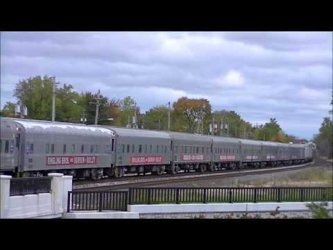 The Last Circus Train Out Of Cleveland