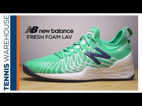 Insider Look At The New Balance Tennis Fresh Foam Lav
