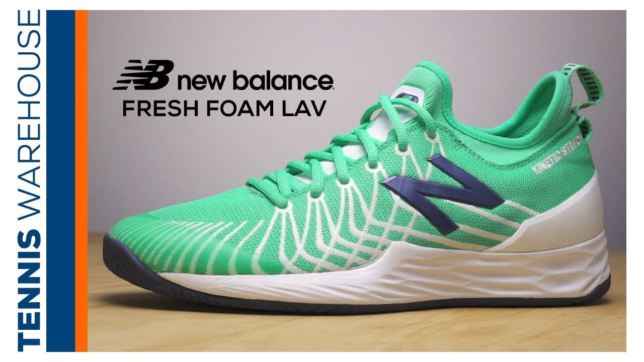 74a112f12f Insider look at the New Balance Tennis Fresh Foam Lav