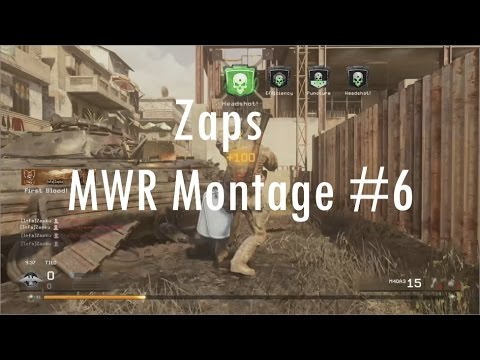 MWR Montage #6 - MWR Montage #6