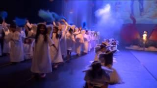 Coroação de Nossa Senhora 2015 - Ens. Fundamental I - Salve rainha