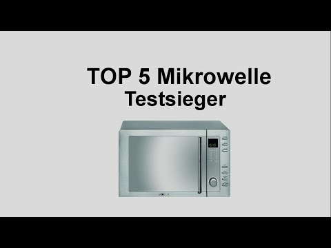 ᐅ Top 5 Mikrowellen Testsieger - Backofen Test Vergleich
