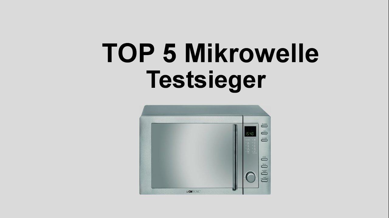 Mikrowellen Test