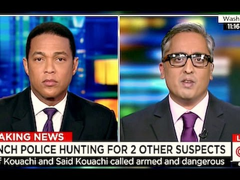 "Don Lemon Asks Muslim Human Rights Lawyer ""Do You Support ISIS?"""