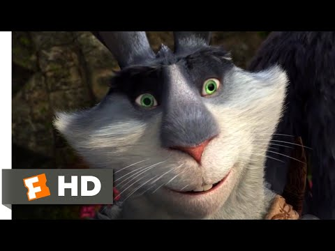 Rise Of The Guardians - Easter Bunny Land | Fandango Family