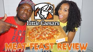 Little Caesars $9 Meat Feast Review