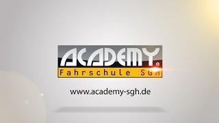Imagetrailer Academy Fahrschule SGH