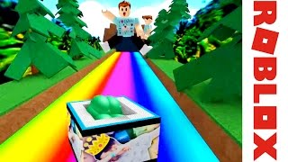 DON'T PLAY THIS SLIDE GAME IN ROBLOX! | RADIOJH GAMES & MICROGUARDIAN