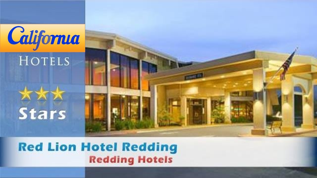 Red Lion Hotel Redding Hotels California