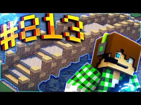 Minecraft ITA - #813 - I BANNER PER IL PONTE thumbnail
