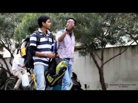 DoMS IIT Roorkee  A glimpse into life @ IIT Roorkee