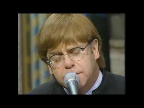 Elton John - Candle in the Wind/Goodbye England's Rose - Princess Diana's Funeral 1997