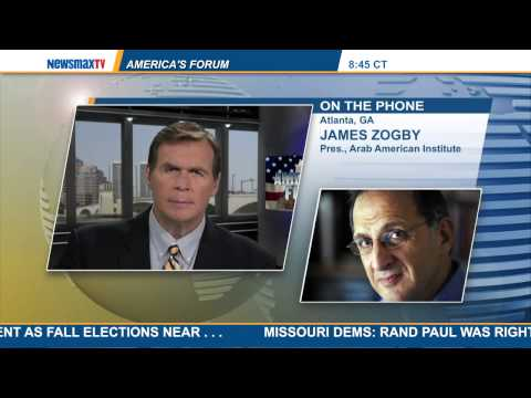 America's Forum | James Zogby talks about the reaction to ISIS from the rest of the Arab world