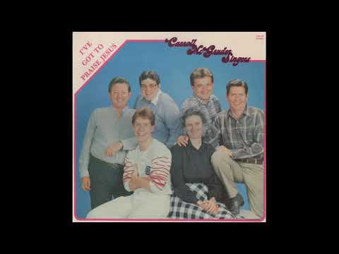 Carroll McGruder Singers (Early McGruders) – Don't Leave Me Like A Ship Without A Sail