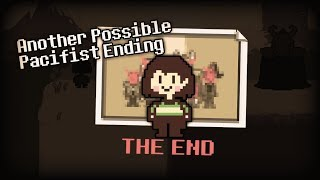 "What if You Choose ""I Have Places to Go"" After Beating Genocide then Pacifist?? - Undertale"