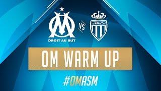 Suivez en live à 20H30 l'avant match OM - Monaco