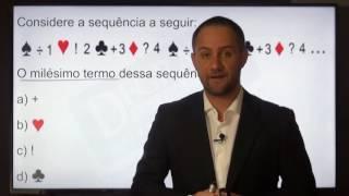 CONCURSANDO #2 | Exercícios de Raciocínio Lógico para o TRF2